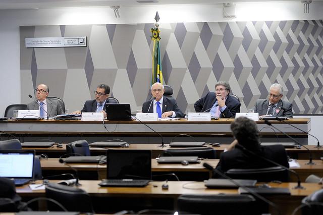Até o fim de 2016 a CCT era comandada pelo PDT. Comissão agora deverá ser comandada pelo PSD - Foto: Pedro França/Agência Senado