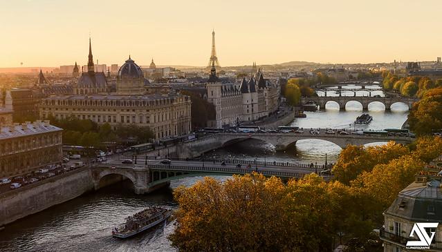 Ponts Parisiens