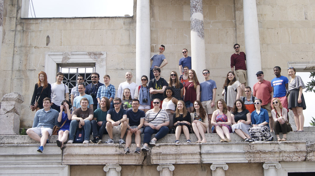 Syracuse University Singers 2016 Tour of Bulgaria
