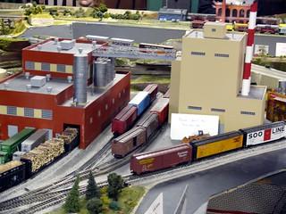 20080412 19 Blackhawk Model Railroad, Oregon, IL