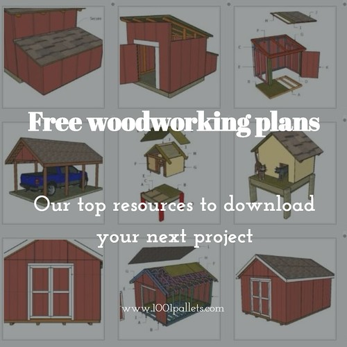 Where to Find Free Woodworking Plans: 7 Must-follow Sources