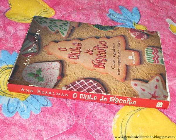 Resenha, livro, O Clube do Biscoito, Ann Pearlman