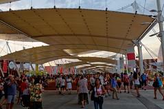 Expo 2015 Milano - Decumano