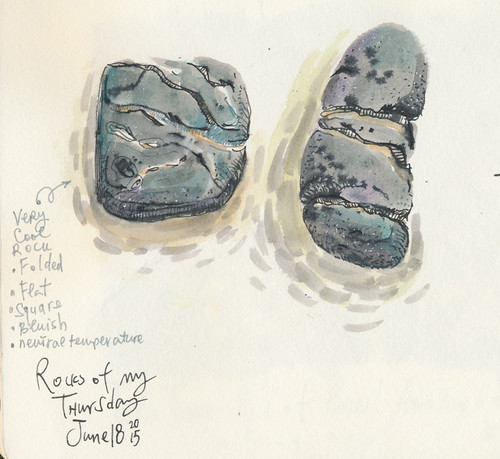 Sketchbook #91: Treasures