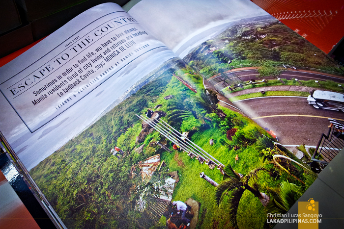 InFlight Traveller's Escape to the Country Issue