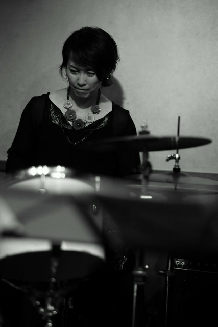 Blues live at Bright Brown, Tokyo, 16 Aug 2015. 242