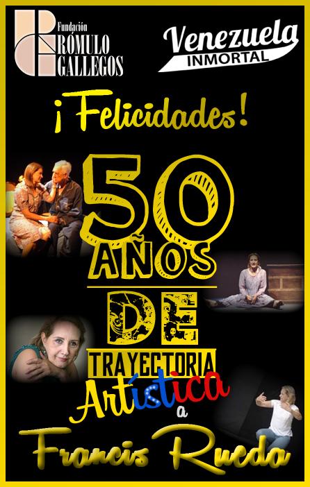 Conmemoración a Francis Rueda 2