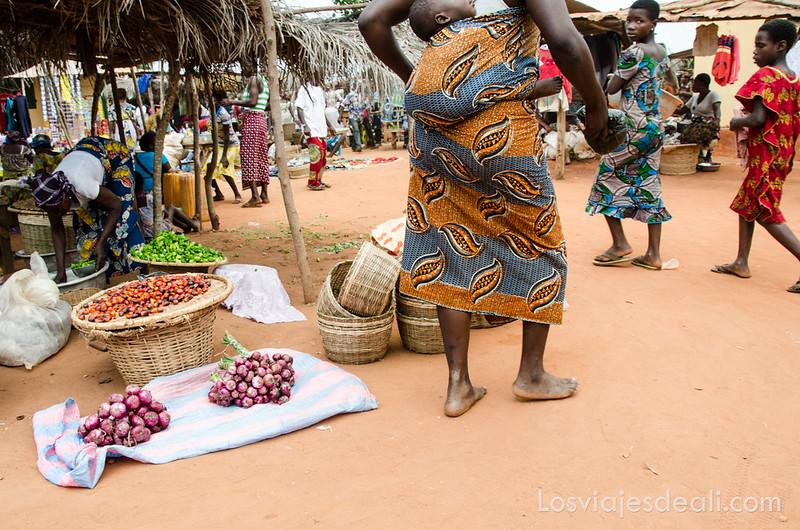 Togoville la primera ciudad de Togo