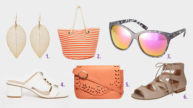 What to pack for a two-week holiday in the sun