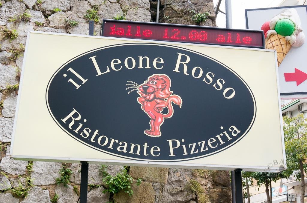 Il Leone Rosso Ristorante Pizzeria