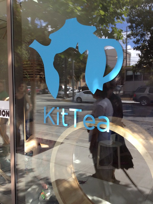 KitTea Sign