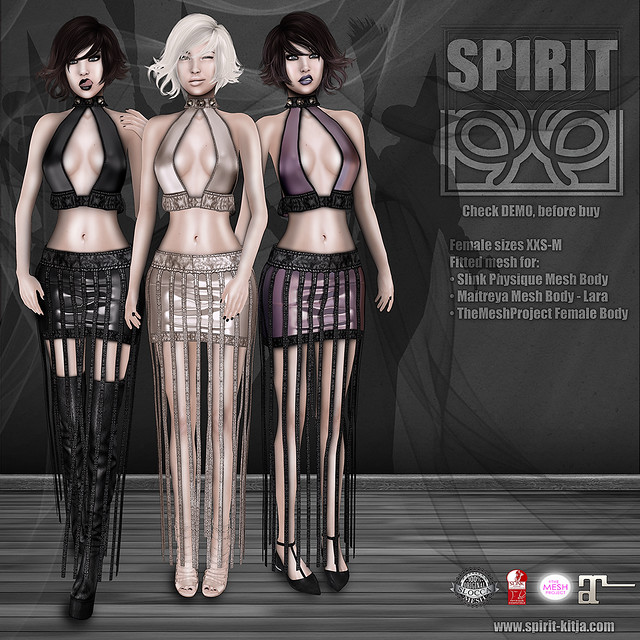 SPIRIT - Witch outfit