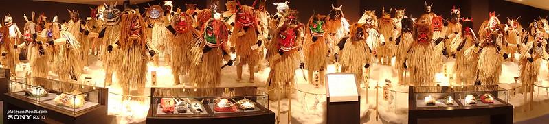 akita namihage museum