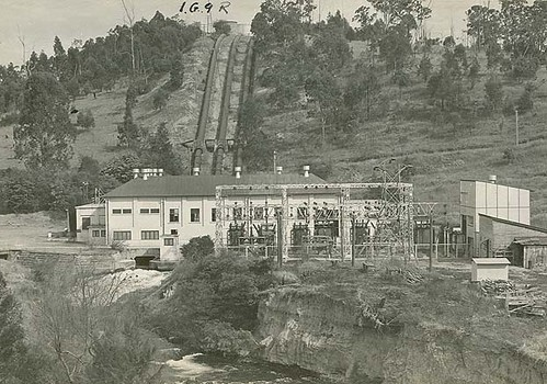 Nymboida Power Station