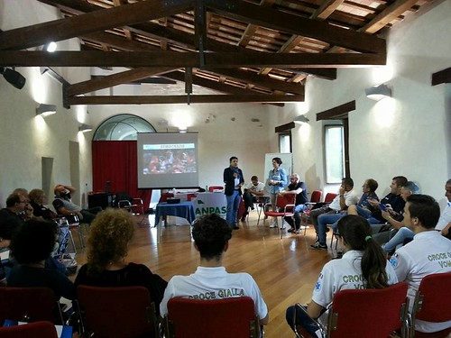 Essere Anpas 5.09.2015 Montorio ovvero la filosofia del Timballo
