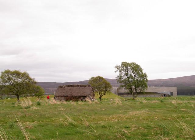 House on Culloden Battlefield