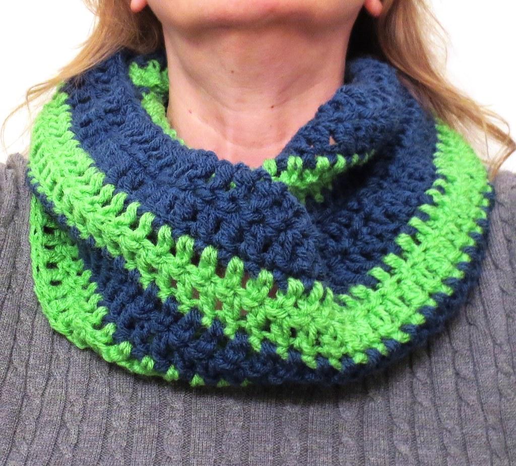 Crocheted Seahawks Gear My Recycled Bagscom