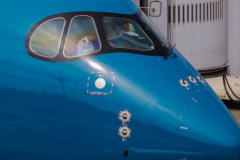 Vietnam Airlines HVN/VN VN-A886 A350-900 A350 XWB
