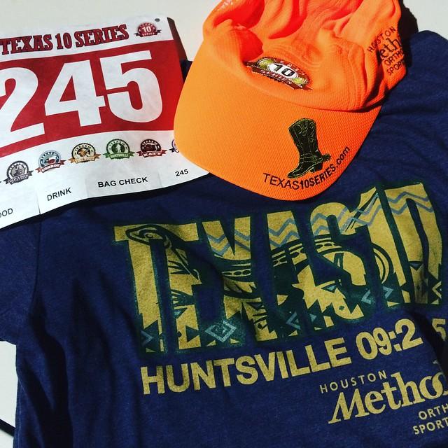 Texas 10 Huntsville