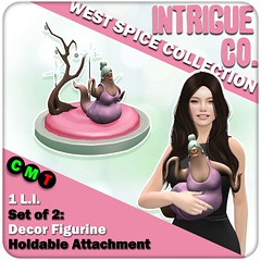 Intrigue Co. - West Spice Collection