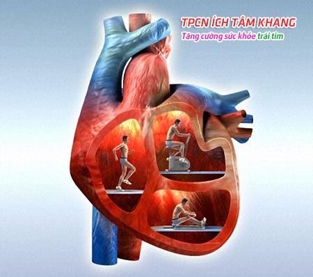 Tập thể dục giúp ổn định sức khỏe trái tim, làm chậm quá trình suy tim