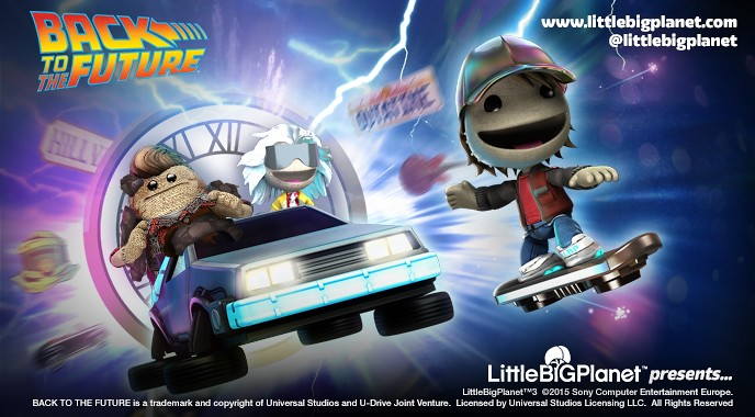 LittleBigPlanet: Back to the Future
