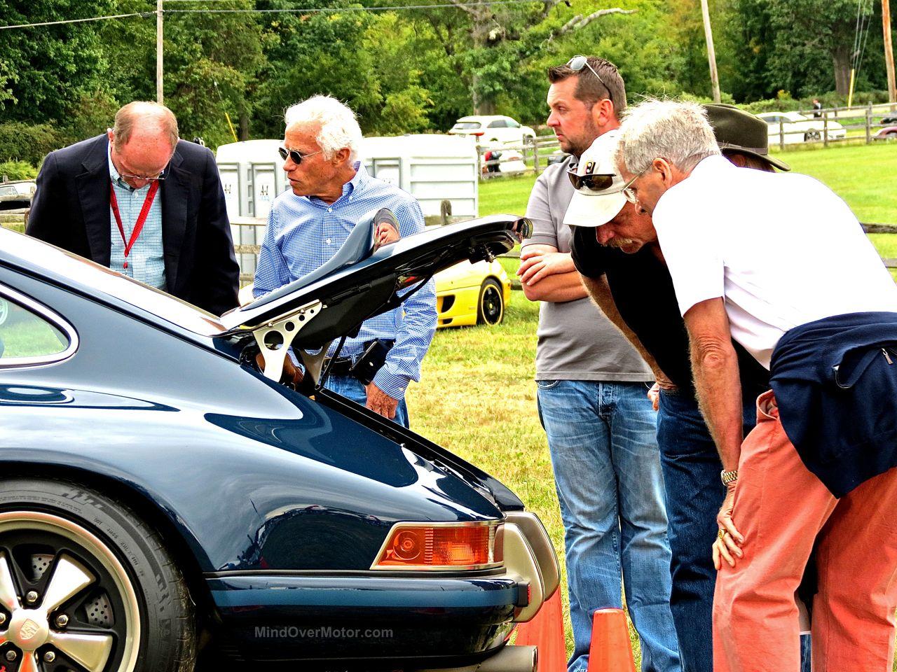 Singer Porsche 911 Radnor Hunt 17