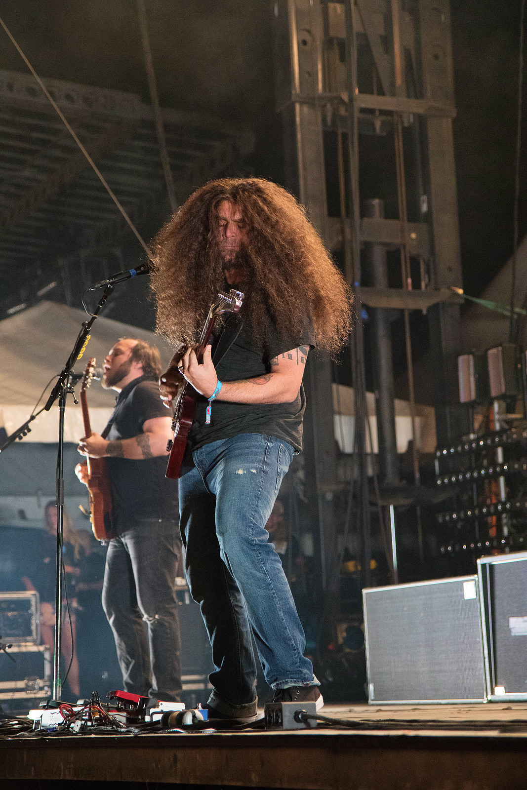 Riot Fest 2015 Day 1 - Coheed and Cambria