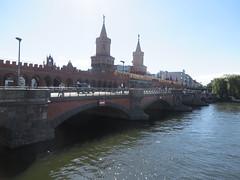 Berlin - Operbaum Bridge