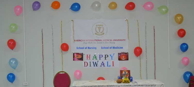 Diwali Celebration- 2015