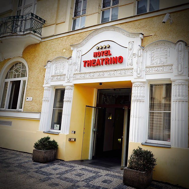 Prague Hotel Theatrino
