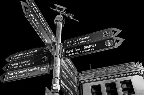 Which Way in Milwaukee?