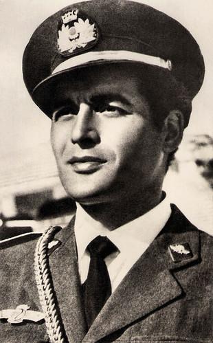 Jorge Mistral in  La trinca del aire (1951)