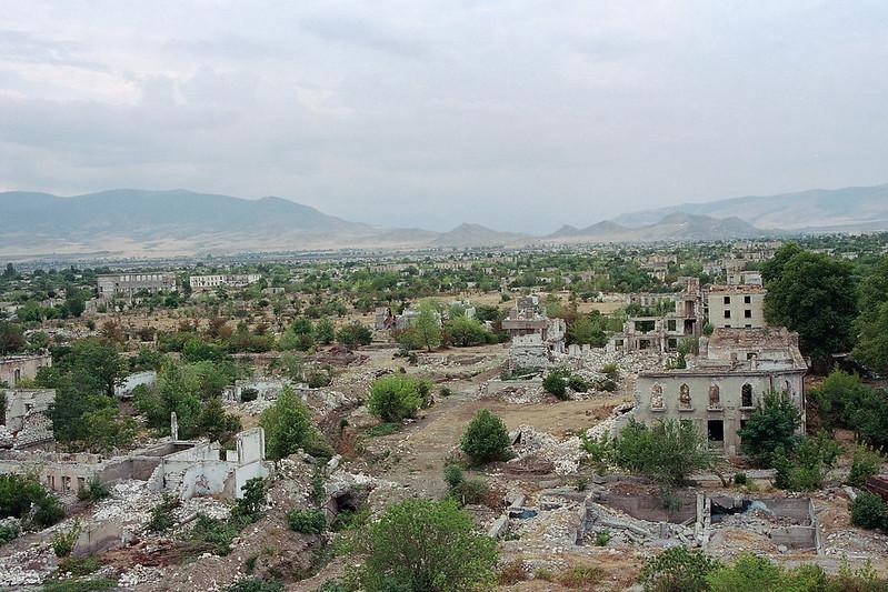 Agdam, Azerbaiyán