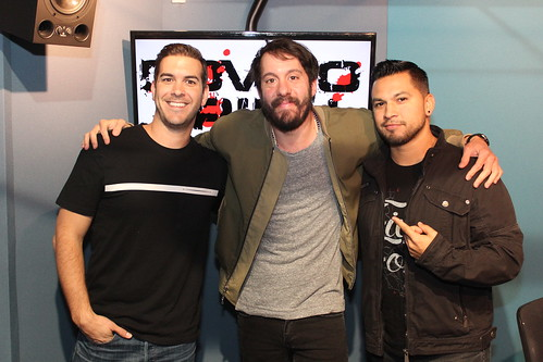 2 Broke Girls star Jonathan Kite on the Covino & Rich Show