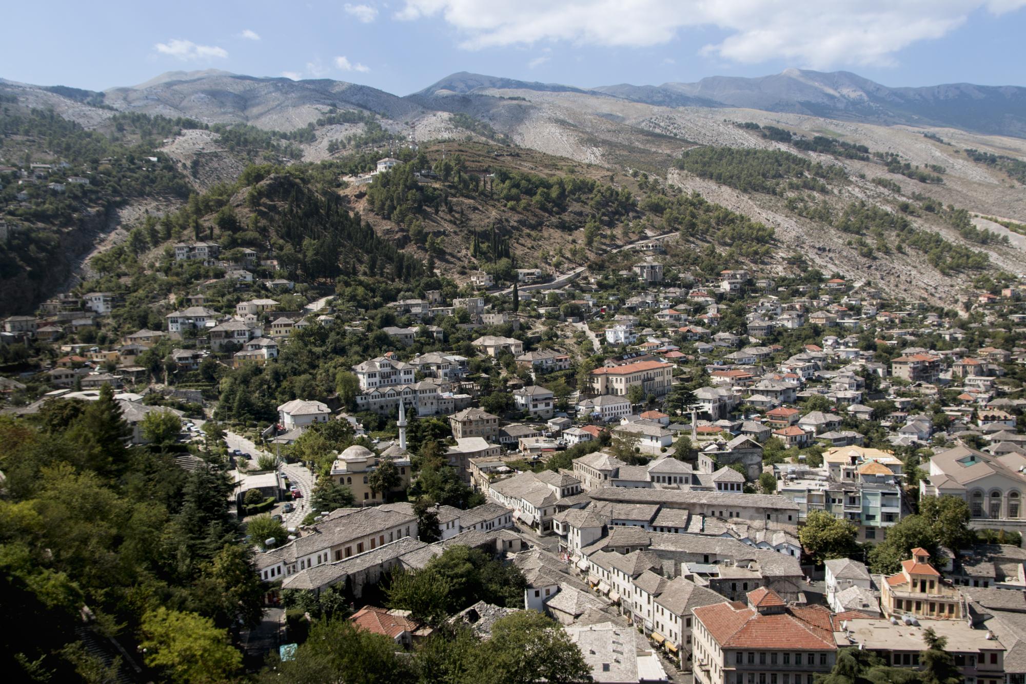 gjirokastra, gjirokastra old town