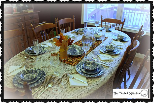 The Thanksgiving Table 2015