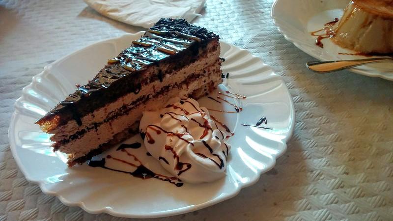 Marina d'Or Ciudad de Vacaciones | Asador Cristina | Tarta tres chocolates