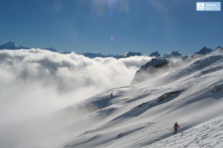 Sněhové a povětrnostní podmínky