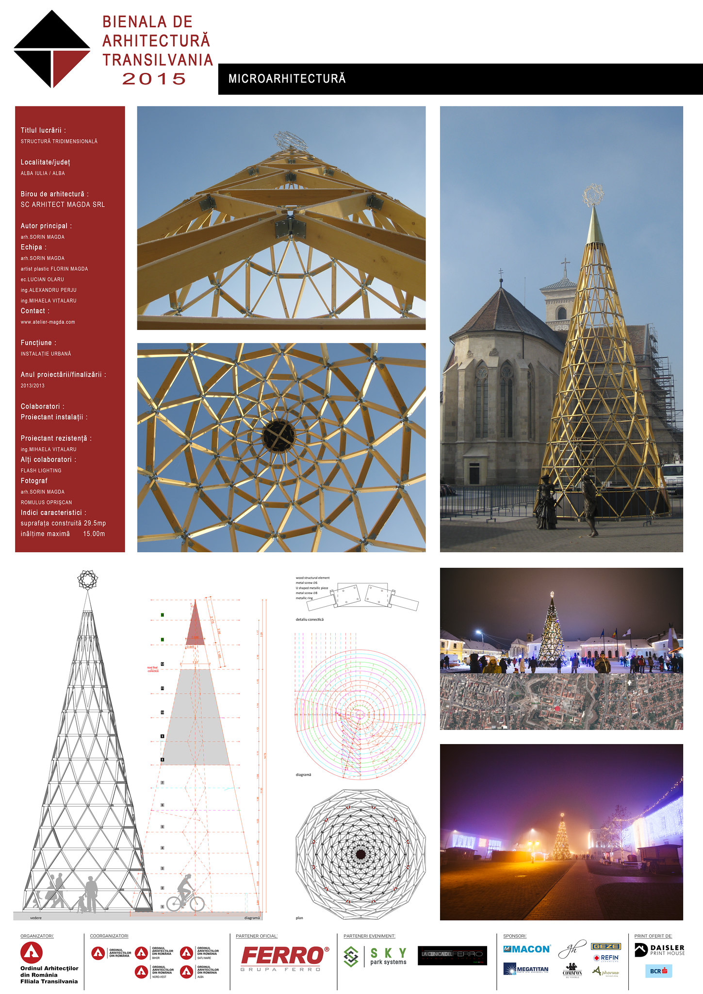 Microarhitectura / Arhitectura temporară / Design de obiect