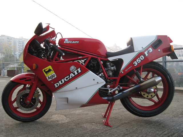 Мотоцикл Ducati 350F