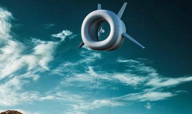 Así es la primera turbina eólica flotante del mundo