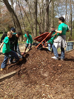 Comcast Cares Day - 2012