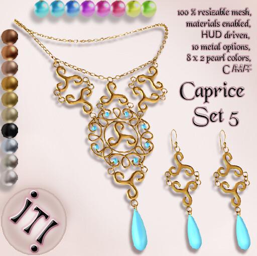 !IT! - Caprice Set 5 Image