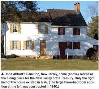 John Abbott home