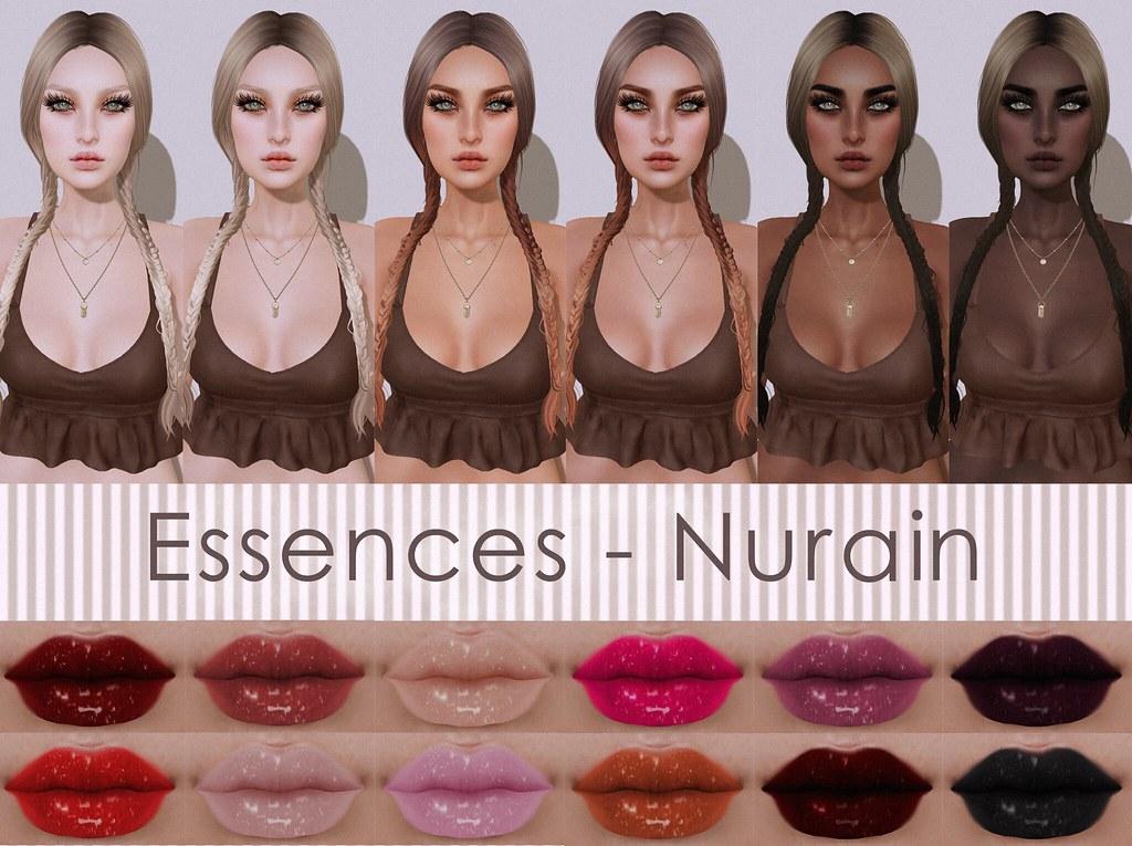Essences Nurain