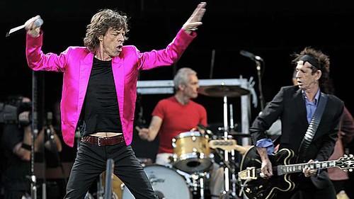 The Rolling Stones en Lima 2016