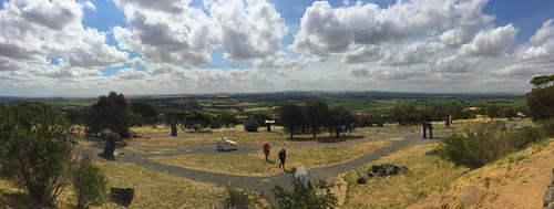 Ausblick aufs Barossa Valley