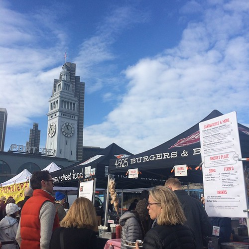 Ferry Building Framers Market