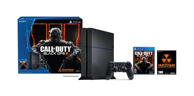 Call of Duty Black Ops 3 Standard Edition PS4 Bundle